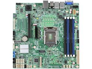Intel S1200SPO Server Motherboard - Intel C236 Chipset - Socket H4 LGA-1151 - 1 Pack
