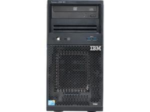 Lenovo System x x3100 M5 5457EKU Tower Server - 1 x Intel Xeon E3-1271 v3 Quad-core (4 Core) 3.60 GHz