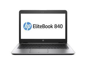 "HP EliteBook 840 G3 (V1H25UT#ABA) Laptop Intel Core i7 6600U (2.60 GHz) 8 GB Memory 512 GB SSD Intel HD Graphics 520 14"" QHD UWVA 2560 x 1440 Windows 7 Professional 64-Bit (Windows 10 Pro downgrade)"