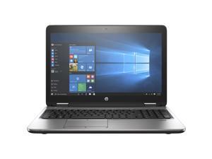 "HP Laptop ProBook 655 G2 (V1P85UT#ABA) AMD A8-Series A8 PRO-8600B (1.60 GHz) 8 GB Memory 500 GB HDD AMD Radeon R6 Series 15.6"" Windows 7 Professional 64-Bit with Windows 10 Pro 64-Bit License"