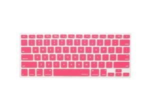 Macally Protective Cover in Pink for Macbook Pro, Macbook Air and Most Mac Keyboards