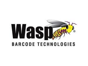 Wasp 50 Barcode Badges, Sequence 1-50