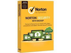 Norton Security Premium 10-Devices w/25 GB Backup BIL