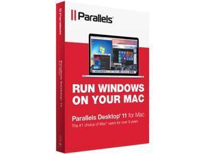 Parallels Desktop 11 for Mac System Attach Sales (BIL)