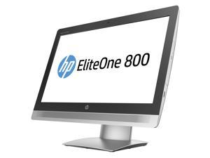 "HP All-in-One Computer EliteOne 800 G2 Intel Core i7 6th Gen 6700 (3.4 GHz) 8 GB DDR4 1 TB HDD 23"" Touchscreen Windows 7 Pro 64-Bit"