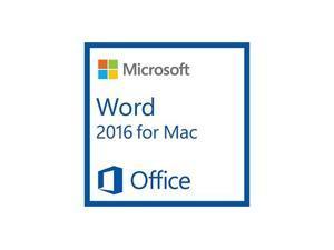 Microsoft Word 2016 Digital Codekey