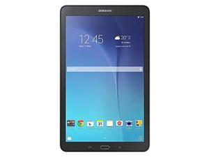 Samsung Galaxy Tab E 9.6 WXGA Quad Core 1.2GHZ 1.5GB 16GB 5.0MP MicroSD Android 5.0 Tablet - Black