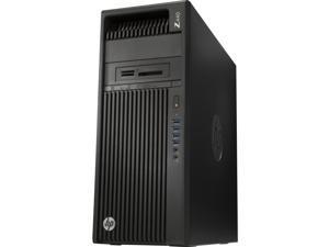 HP Z440 Mini-tower Workstation - 1 x Processors Supported - 1 x Intel Xeon E5-1620 v4 Quad-core (4 Core) 3.50 GHz - Jack