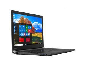 "Toshiba Tecra A50-C-00F 15.6"" Notebook - Intel Core i7 (5th Gen) i7-5600U Dual-core (2 Core) 2.60 GHz - Black"