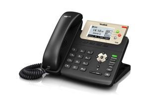 (Yealink Branded) Professional Gigabit IP Phone (with POE)  3 SIP accounts  (power supply not included - PS5V600US)