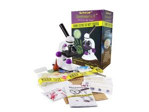 My First Lab Whodunnit? Forensic Detective Microscope MFL-007