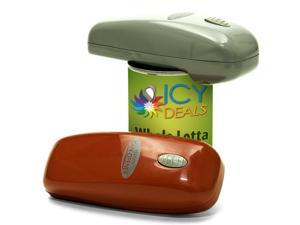 Handy Can Opener - Portable Electric Can Opener (Colors Vary)