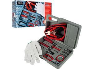 Roadside Emergency Kit - ER Road Side Assistance Tool Kit (31-Piece)