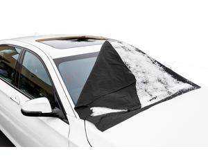 """Magnetic Windshield Snow Cover - Protective Car Snow Cover (56"""" x 45"""")"""