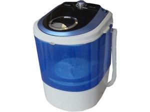 Panda Portable Mini Compact Countertop Washing Machine Washer With a Weight Capacity of 5.5lbs