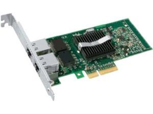 Intel EXPI9402PT PRO/1000 PT Dual Port Server Adapter 10/ 100/ 1000Mbps PCI-Express 2 x RJ45