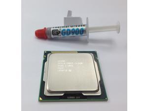 2nd Generation Intel Core i5-2400 3.10GHz Quad Core Processor, 6MB Cache, Sandy Bridge Socket 1155 with Thermal Grease, does not include heatsink