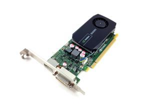 Dell NVIDIA Quadro 600 1GB DDR3 PCI Express 2.0 x16 Video Card, 4J2NX