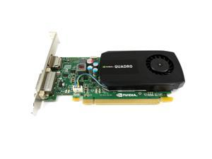 NVIDIA Quadro K600 1GB DDR3 PCIe 2.0 x16 Video Card, 713379-001