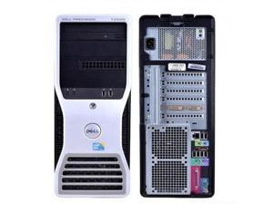 Dell Precision T3500, Intel Xeon W3530 2.8GHz Quad Core CPU, 12GB memory, 500GB hard drive, NVIDIA GeForce GTX 660 SuperClocked, Windows 7 Professional Installed
