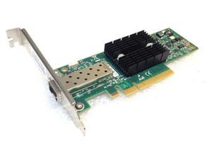 HP 10GbE Mellanox ConnectX-2 PCIe 2.0 x8 Standard Height Network Interface Card, 671798-001 666172-001 MNPA19-XTR