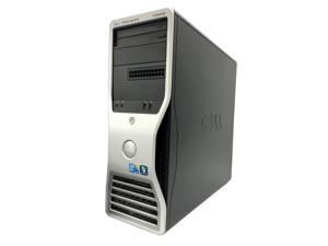 Dell Precision T5500 Workstation, 2x Intel Xeon E5620 2.4GHz Quad Core Processors, 72GB DDR3 Memory, 300GB 10K Hard Drive, NVIDIA GeForce GTX 660 SuperClocked, Windows 7 Professional Installed