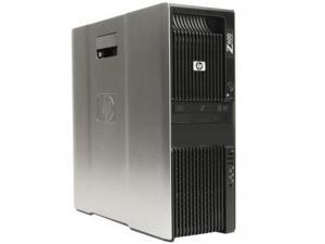 HP Z600 Workstation, 2x Intel Xeon E5620 2.4GHz Quad Core Processors, 12GB DDR3 Memory, 1TB Hard Drive, NVIDIA Quadro 2000, Windows 7 Professional Installed