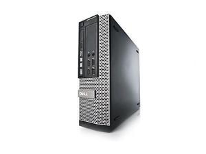 Dell Optiplex 990 Small Form Factor, Intel Core i7-2600 3.4Ghz Quad Core Processor, 8GB Memory, 1TB Hard Drive, Intel HD Graphics 2000, Windows 7 Professional, Keyboard and Mouse