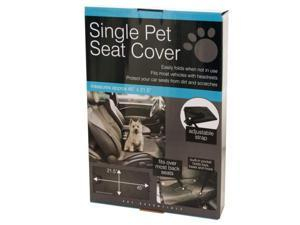 Single Pet Auto Seat Cover - Set of 16 (Pet Supplies Pet Furniture) - Wholesale
