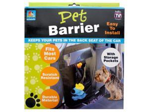 Auto Pet Barrier with Storage Pockets - Set of 16 (Pet Supplies Pet Furniture) - Wholesale
