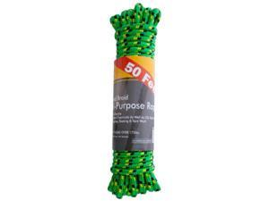 Diamond Braid Nylon Utility Rope - Set of 24 (Hardware Rope) - Wholesale