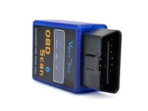 Mini ELM327 Bluetooth V2.1 Diagnostic CAN-BUS OBD2 OBD-II Car Auto Scanner Tool