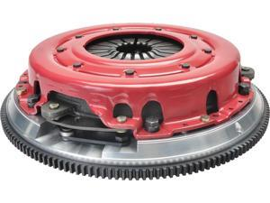 Ram Clutches 80-2370 Force 10.5 Complete Dual Disc Organic Clutch Assembly