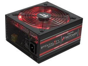 PC Power & Cooling FireStorm Gaming Series FPS0750-A4M00 750 Watt (750W) 80 Plus Gold Fully-Modular Active PFC ATX PC Power Supply Performance Grade