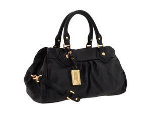 Marc Jacobs M3PE090 Classic Q Groovee Shoulder Bag Black