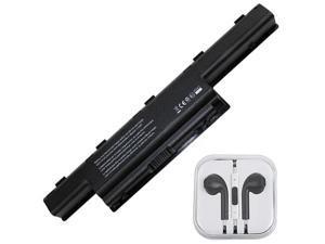Acer AS4252, AS5250, AS5252, AS5742, AS5755, AS7551, AS7552, TM4750, TM5740, TM7740, Gateway NV50A, NV53A, NV55C, NV59C, NV79C Battery - Premium Powerwarehouse Battery 9 Cell AS10G3E AK.09BT.078