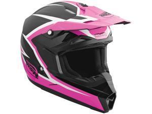 2014 MSR Assault Plain Women's Motocross Helmet - 2X-Large