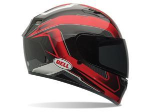 2014 Bell Qualifier Cam Motorcycle Helmets - Red - X-Small