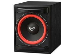 Cerwin-Vega XLS-12S 12in Powered Subwoofer, Front-Firing, each