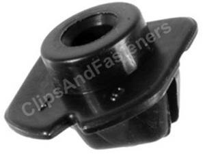 25 Acura and Honda Bumper Screw Grommets 90107-S0X-A01