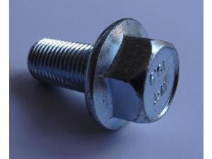 (1) M12 - 1.25 x 25mm  JIS Hex Head Flange Bolt - Small Head, Class 10.9 Zinc