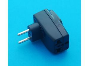 USA UK AUS EURO to European Russia Universal Travel Adapter AC Power Plug with Multiple Receptacles