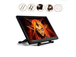 Ugee UG2150 Pen Tablet Monitor 21.5 Inches HD Resolution Drawing Monitor with 2 Original Rechargable Pens, 2 USB Cables,1 Screen Protector and 1 Drawing Glove