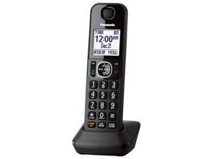Panasonic  KX-TGFA30B  Replacement handset for KX-TGF340 series, Black