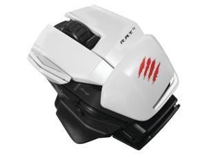 MADCATZ MCB437170001/04/1 Office R.A.T.(TM) M Wireless Mobile Mouse (White)