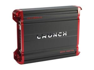 CRUNCH PZX1200.4 POWERZONE 4-Channel Class AB Amp (1,200 Watts)