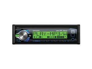 DUAL XRM405BT Single-DIN In-Dash Digital Media Receiver with Built-in Bluetooth(R)