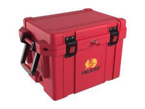 PELICAN 32-45Q-CC-RED 45-Quart ProGear(TM) Elite Cooler (Red)