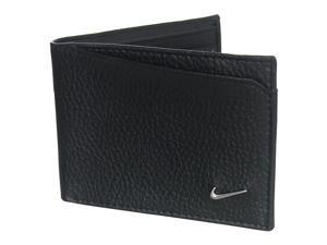 Nike Golf Men's Passcase Leather Wallet