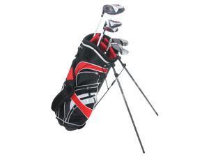 Precise Women's Standard GT-R 13 Piece Golf Set with Stand Bag